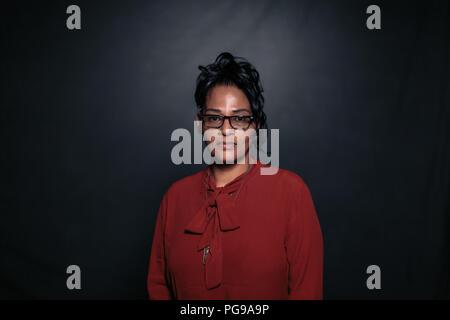 Elizabeth Alvarado - Stock Image