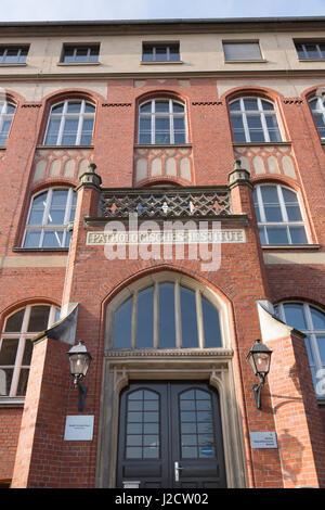 Germany, Berlin. Pathology building at The Charite, Universitatsmedizin Berlin. Credit as: Wendy Kaveney / Jaynes - Stock Image