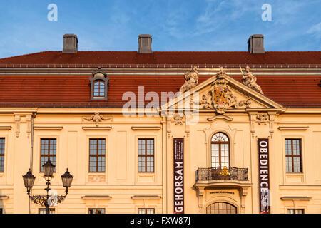 Jewish Museum Berlin Kreuzberg - Stock Image