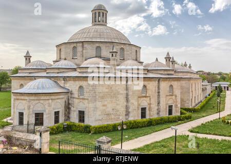 Beyazit Kulliyesi, mosque and hospital complex built by Bayezid II, Edirne, Edirne Province, Turkey - Stock Image