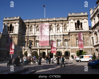 Royal Academy of Arts Piccadilly London - Stock Image