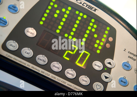 work out equipment - Stock Image