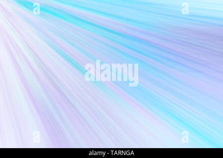 Blue and violet beams. Abstract colored texture and background - Stock Image