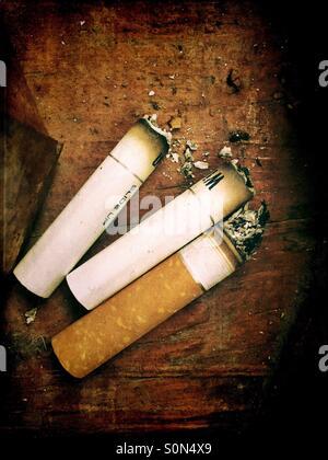 Smoking Kills - Stock Image
