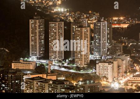 Morada do Sol apartment complex in Botafogo - Stock Image