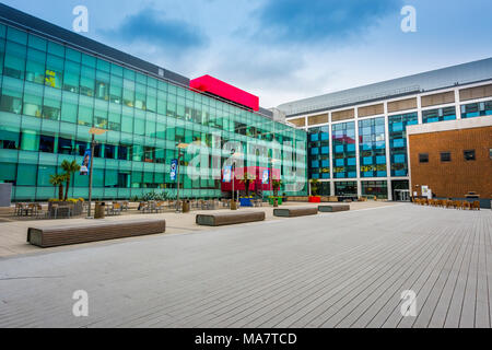 campus,buildings,imperial college,london,england,uk - Stock Image
