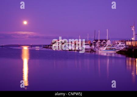 Lincoln Cove Marina. Port Lincoln. Eyre Peninsula. South Australia. - Stock Image