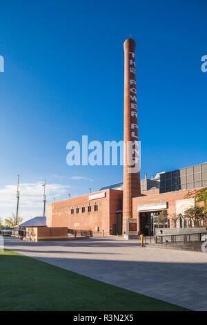 Canada, Ontario, Toronto, Harbor, Power Plant Gallery - Stock Image