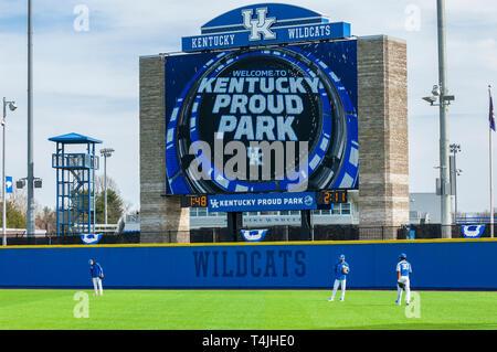 Kentucky Baseball - Stock Image