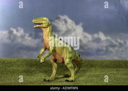 Allosaurus - Stock Image