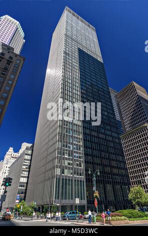 270 Park Avenue - Stock Image