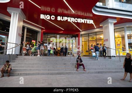 Big C Supercenter - Stock Image