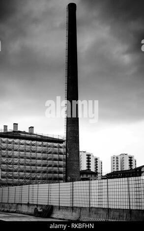 Italy, Milan. Ex Manifatture Tabacchi - Stock Image