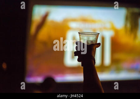 Merrick, New York, USA. 11th June 2017.  At a Viewing Party for the premiere of 'American Grit' Season 2, - Stock Image