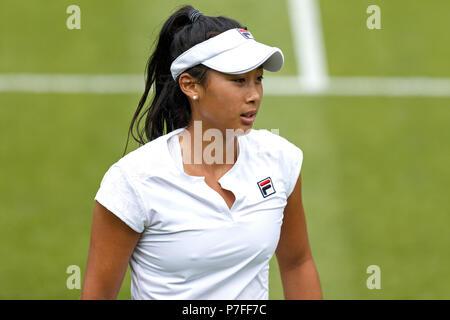 Priscilla Hon, Australian professional tennis player. - Stock Image