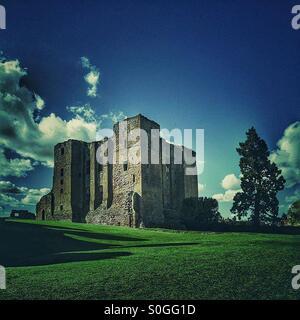 Castle - Stock Image