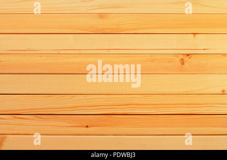 Wood plank wall as background or texture - Stock Image
