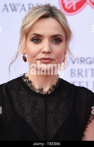 London, UK. 12th May, 2019. LONDON, UK. May 12, 2019: Christine Bottomley arriving for the BAFTA TV Awards 2019 at the Royal Festival Hall, London. Picture: Steve Vas/Featureflash Credit: Paul Smith/Alamy Live News - Stock Image