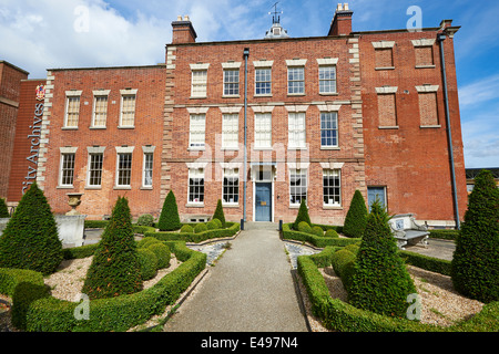 City Archives Molineux Hotel Building Whitmore Hill Wolverhampton West Midlands UK - Stock Image