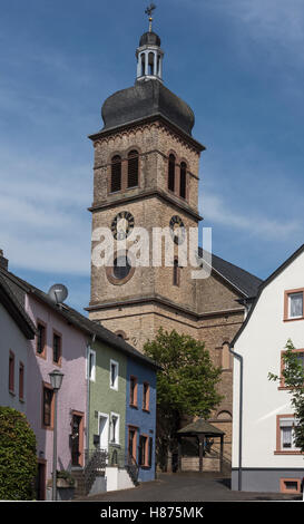 Hillesheim; Germany; Brian Harris - Stock Image