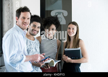 Business colleagues - Stock Image