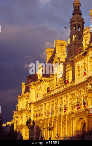 French Architecture, Paris, France - Stock Image