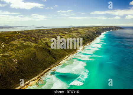 Sandpatch Beach near Albany, Western Australia. - Stock Image