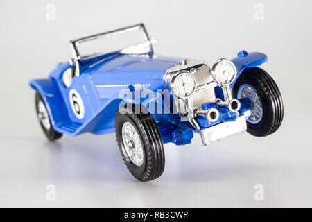 Matchbox Models of Yesteryear Y-3 Riley MPH 1934 - Stock Image