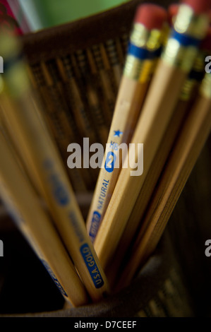 Pencil - Stock Image
