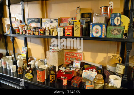 Milton Keynes Museum, Wolverton and Greenleys, in Milton Keynes, Buckinghamshire, UK - Stock Image