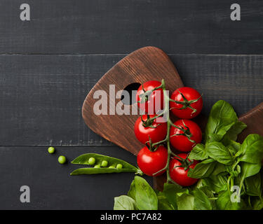 vegetable,herb,ingredient - Stock Image