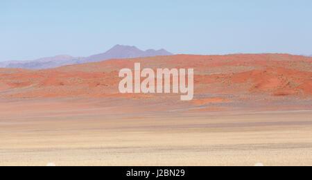 Africa, Namibia, Namib Desert. Orange desert landscape. Credit as: Wendy Kaveney / Jaynes Gallery / DanitaDelimont.com - Stock Image