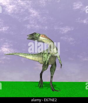 Dinosaurier Lesothosaurus / dinosaur Lesothosaurus - Stock Image