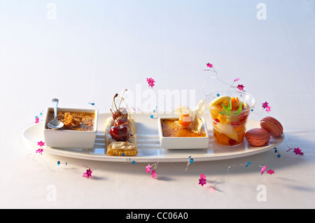 cooking Sweets - Stock Image