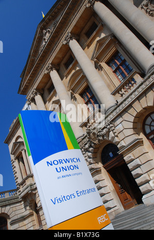 Surrey House, headquarters of Norwich Union Insurance, Norwich - Stock Image