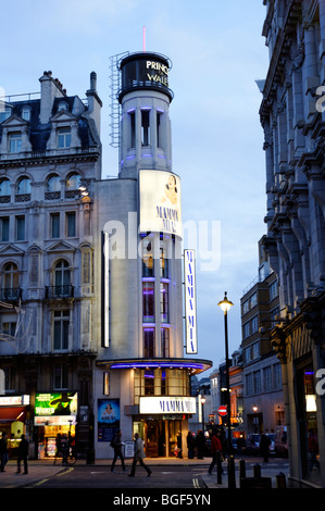 Prince of Wales theatre. London. UK 2009 - Stock Image