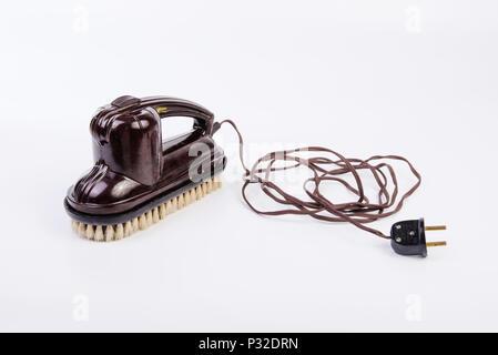 Vintage vacuum cleaner - Stock Image