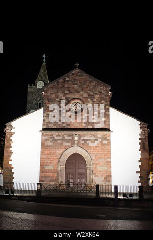 Portugal, Madeira Island, Funchal, Se' Cathedral - Stock Image