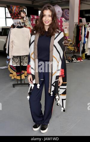 #SheinspiresMe Fashion Car Boot in support of Women for Women International  Featuring: Jasmine Hemsley Where: London, - Stock Image