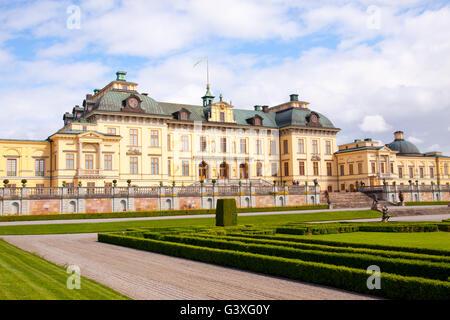 Stockholm Drottningholm  Castle - Stock Image