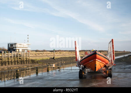 Rye Harbour, East Sussex - Stock Image