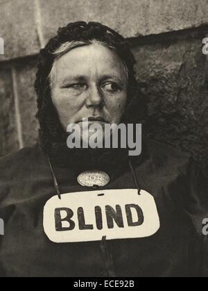 Photograph - New York; Paul Strand, American, 1890 - 1976; New York, United States, North America; negative 1916; - Stock Image