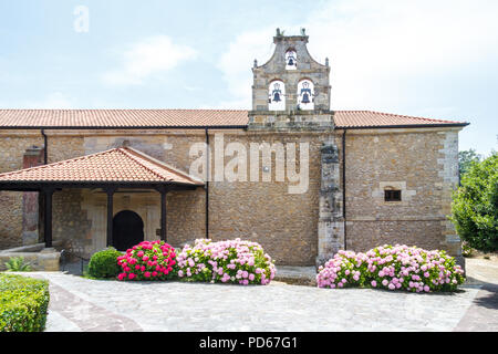 Regina Coeli Diocesan Museum, Santillana, Spain - Stock Image