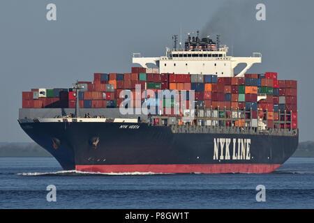 NYK Vesta - Stock Image