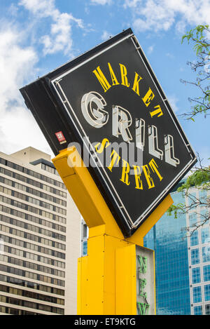 Market Street Grill - Salt Lake City, Utah - Stock Image
