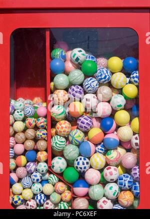 kids toys dispenser - Stock Image