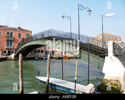 Murano bridge Venice - Stock Image