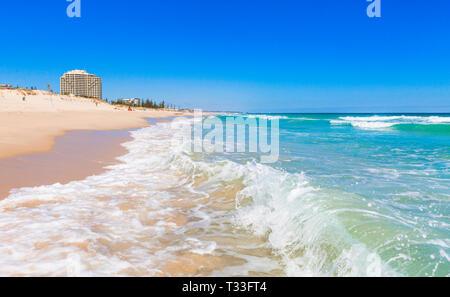 Scarborough Beach in Perth - Stock Image