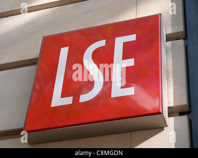 London school of Economics - Stock Image