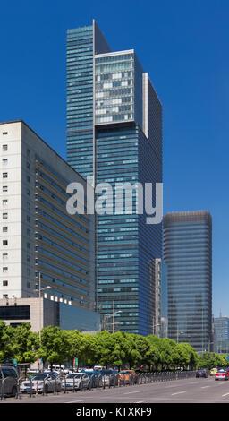 Shanghai Grand Center - Stock Image